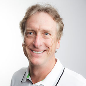 Dr. Gordon Wacker headshot
