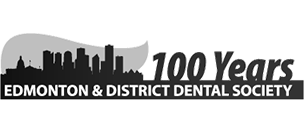 Edmonton and District Dental Society logo